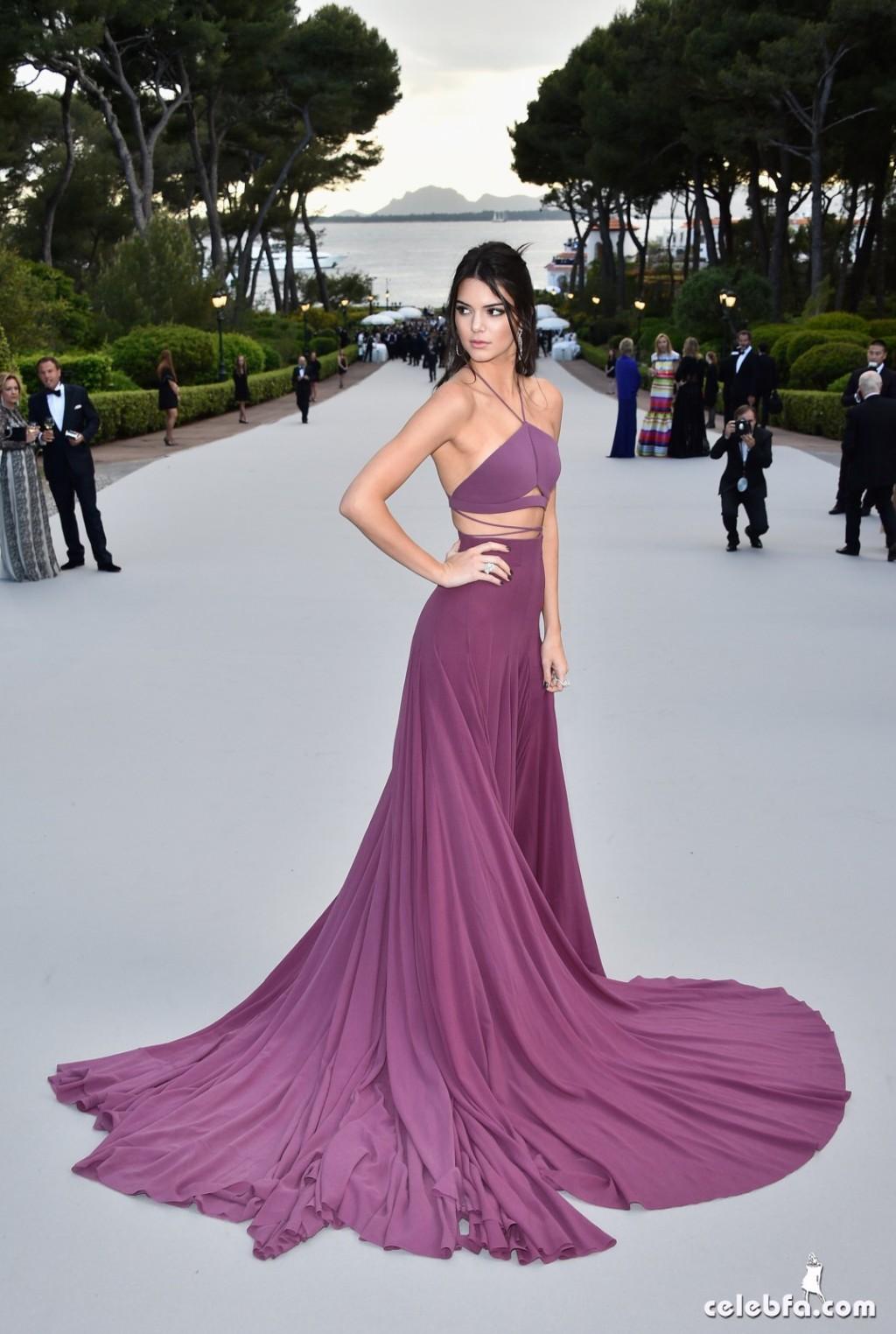 Kendall_Jenner_amfAR's Cannes Gala (3)