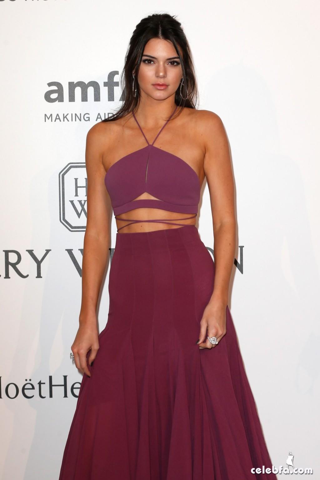 Kendall_Jenner_amfAR's Cannes Gala (8)
