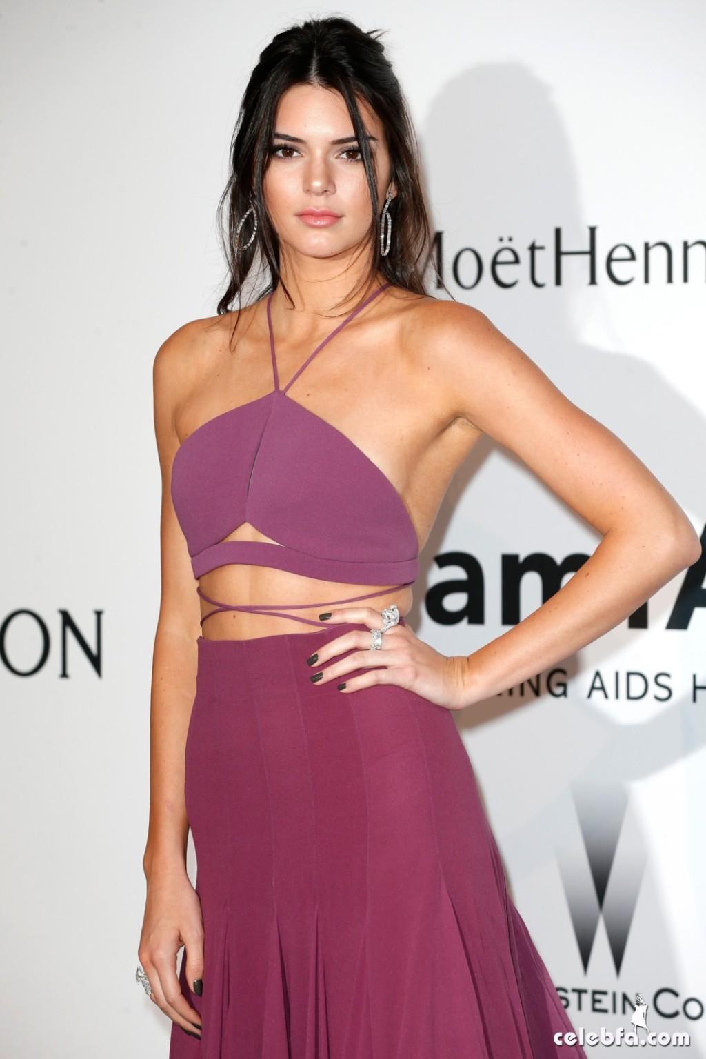 Kendall_Jenner_amfAR's Cannes Gala (9)