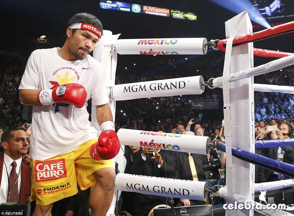 mayweather vs pacquiao fight box (15)