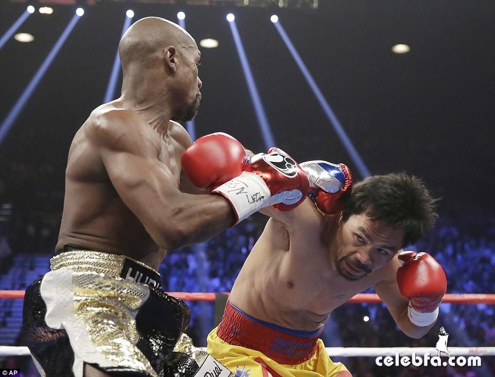 mayweather vs pacquiao fight box (19)