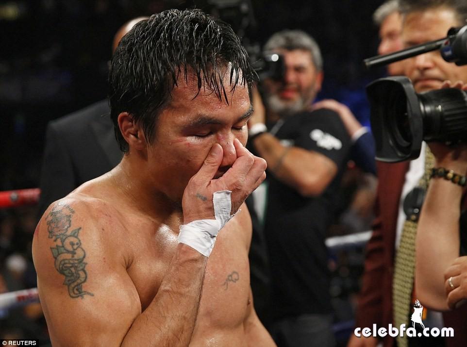 mayweather vs pacquiao fight box (2)