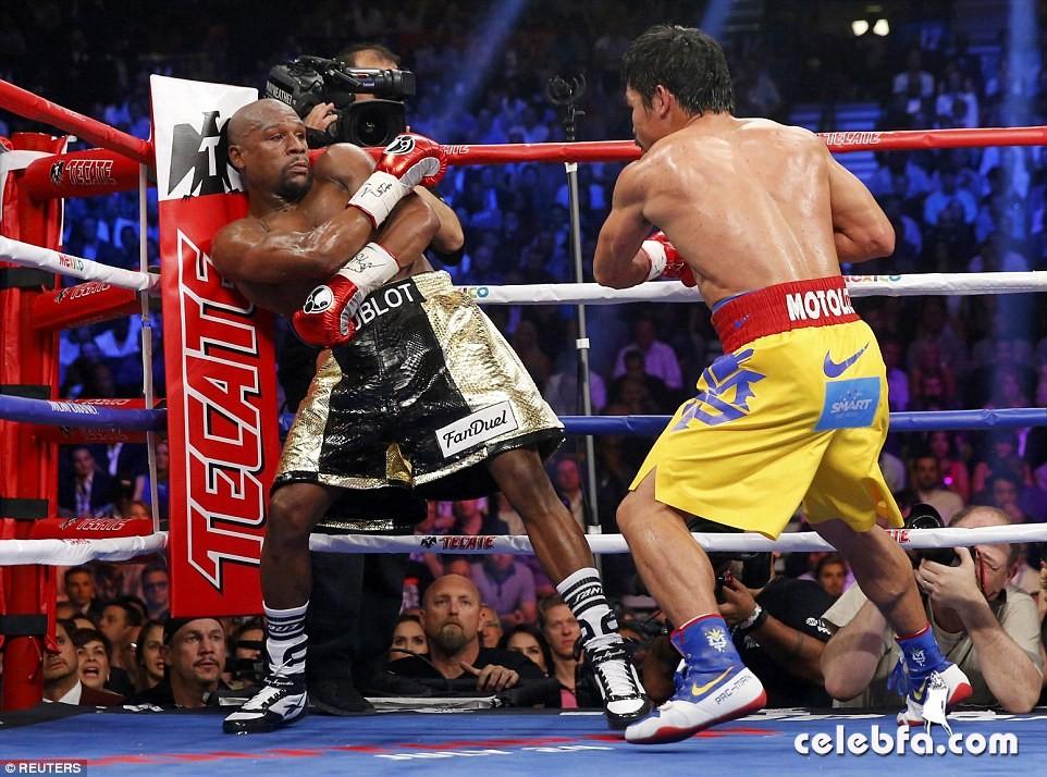 mayweather vs pacquiao fight box (9)