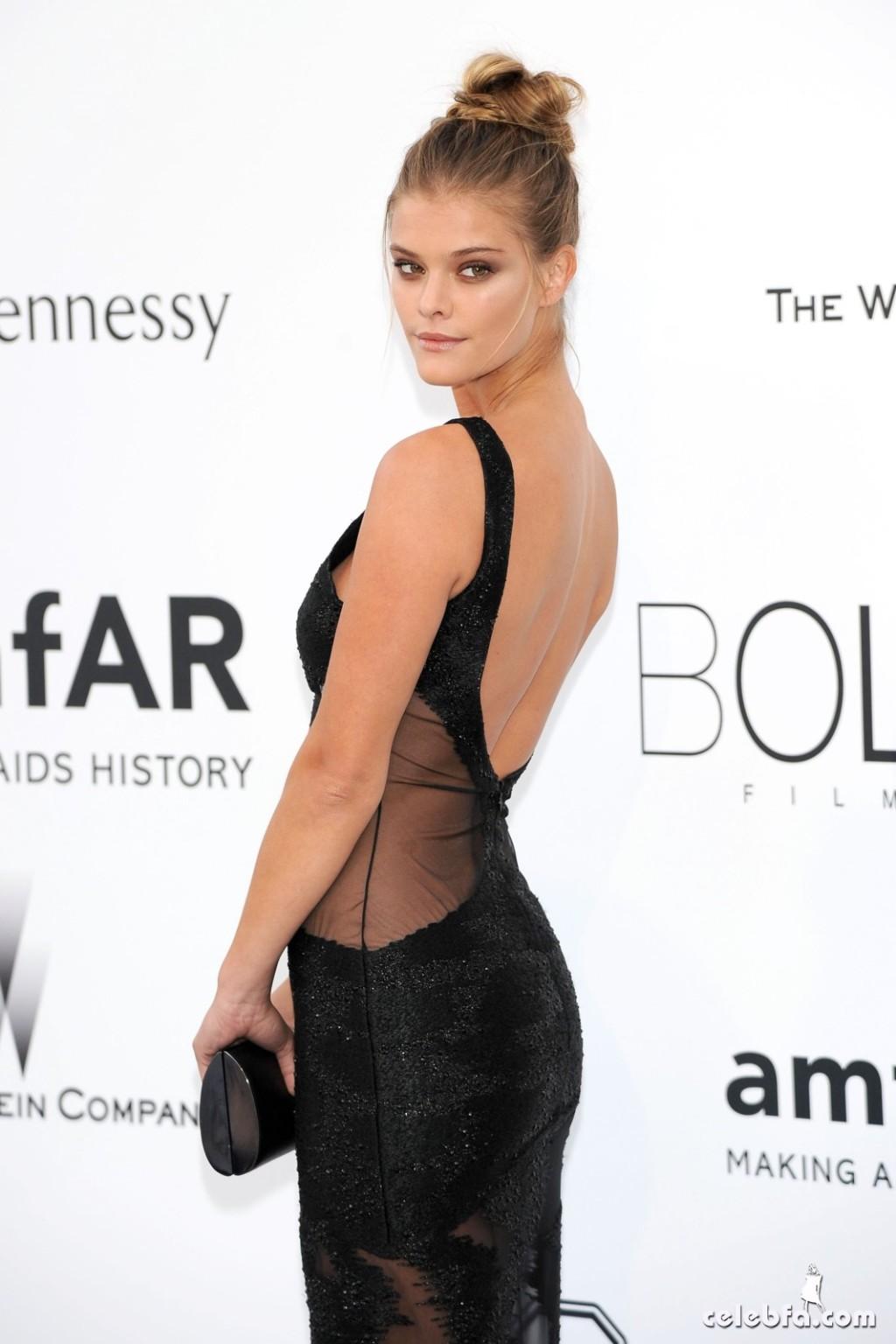 Nina_Agdal_amfAR's Cannes Gala (8)
