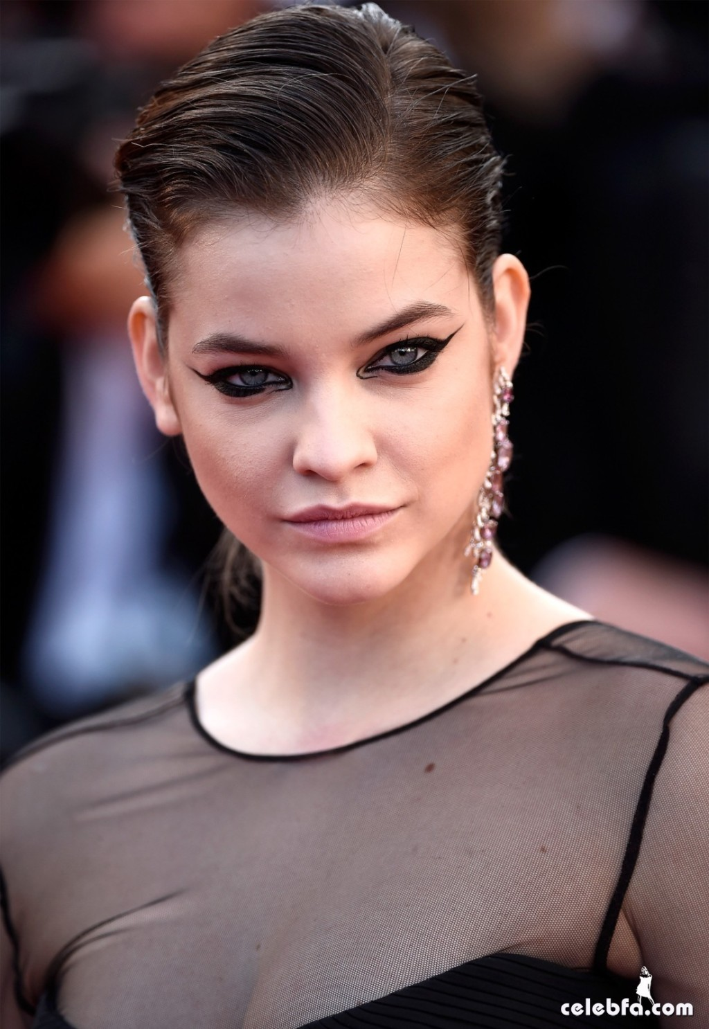 Palvin Barbara - 'Youth' premiere  Cannes (1)