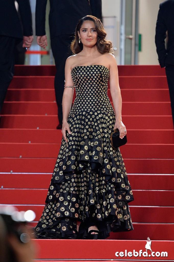 Salma Hayek -  Cannes (3)