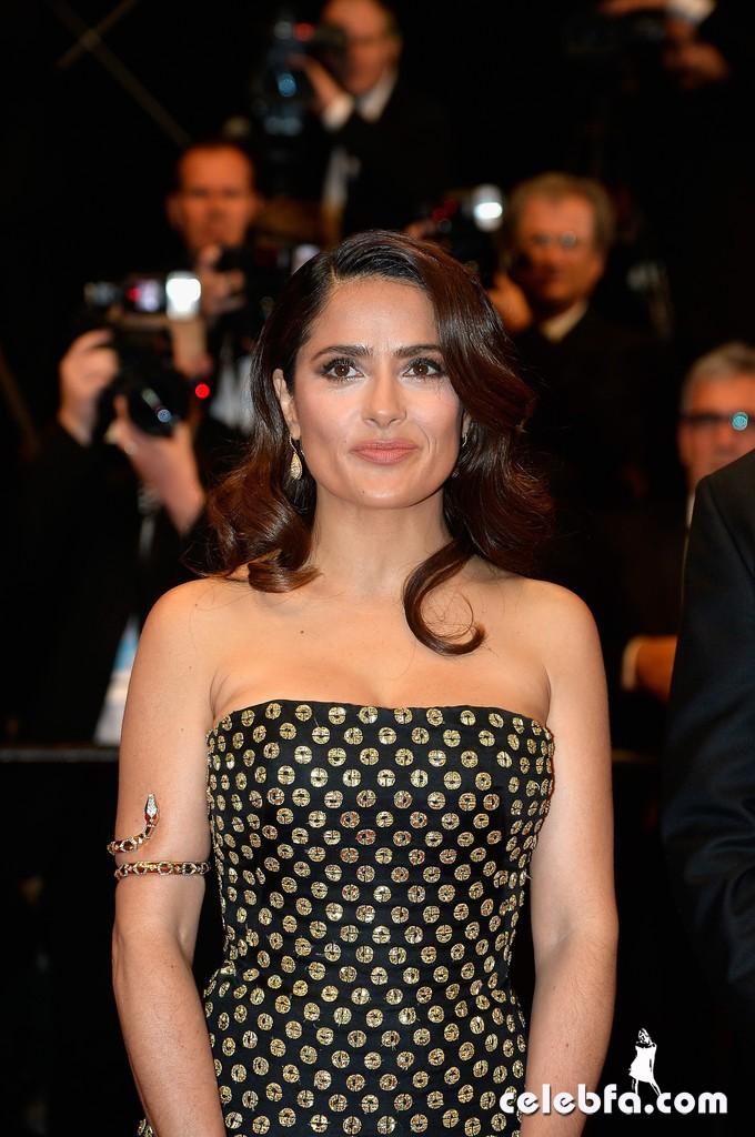 Salma Hayek -  Cannes (5)