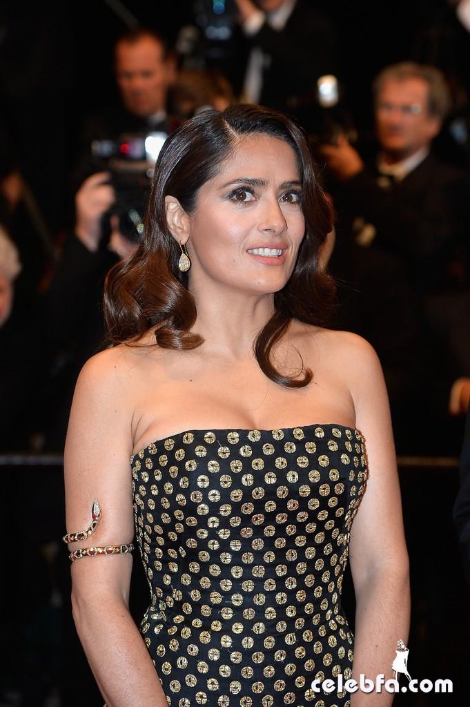 Salma Hayek -  Cannes (6)
