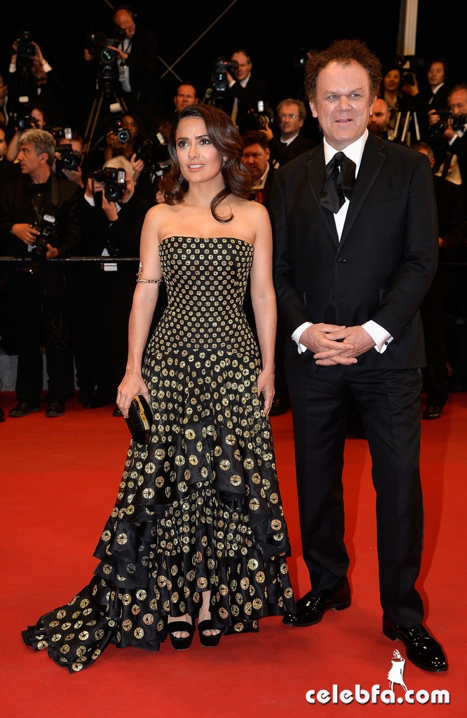 Salma Hayek -  Cannes (7)