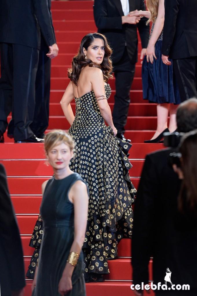 Salma Hayek -  Cannes (8)