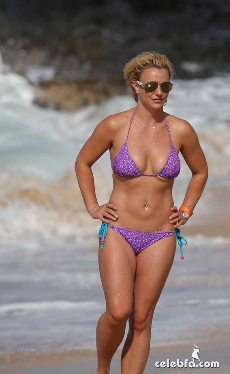 britney-spears-beach-in-hawaii-CelebFa (5)