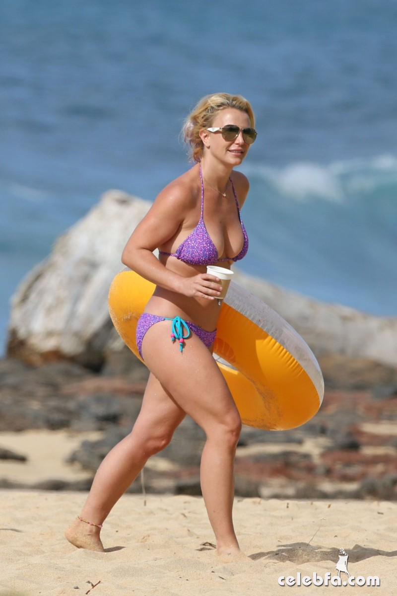 britney-spears-beach-in-hawaii-CelebFa (6)