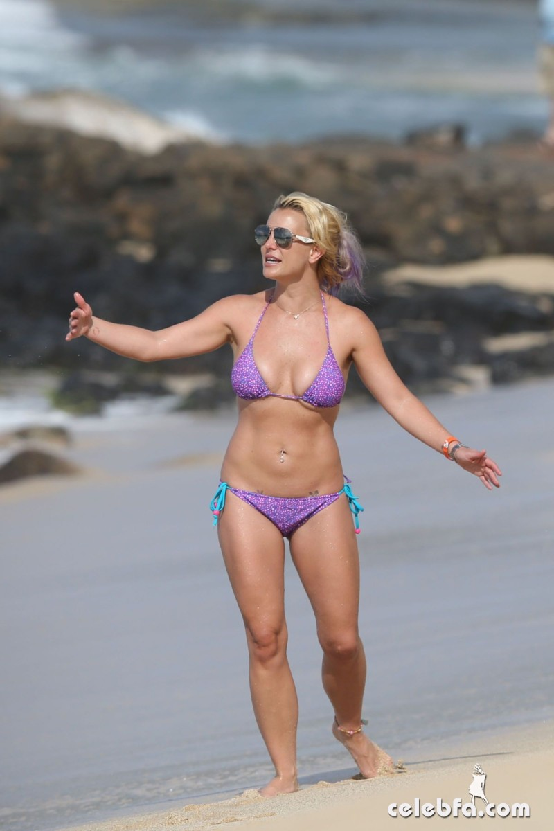 britney-spears-beach-in-hawaii-CelebFa (9)