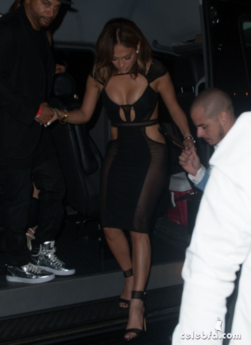 Jennifer Lopez's Birthday (13)