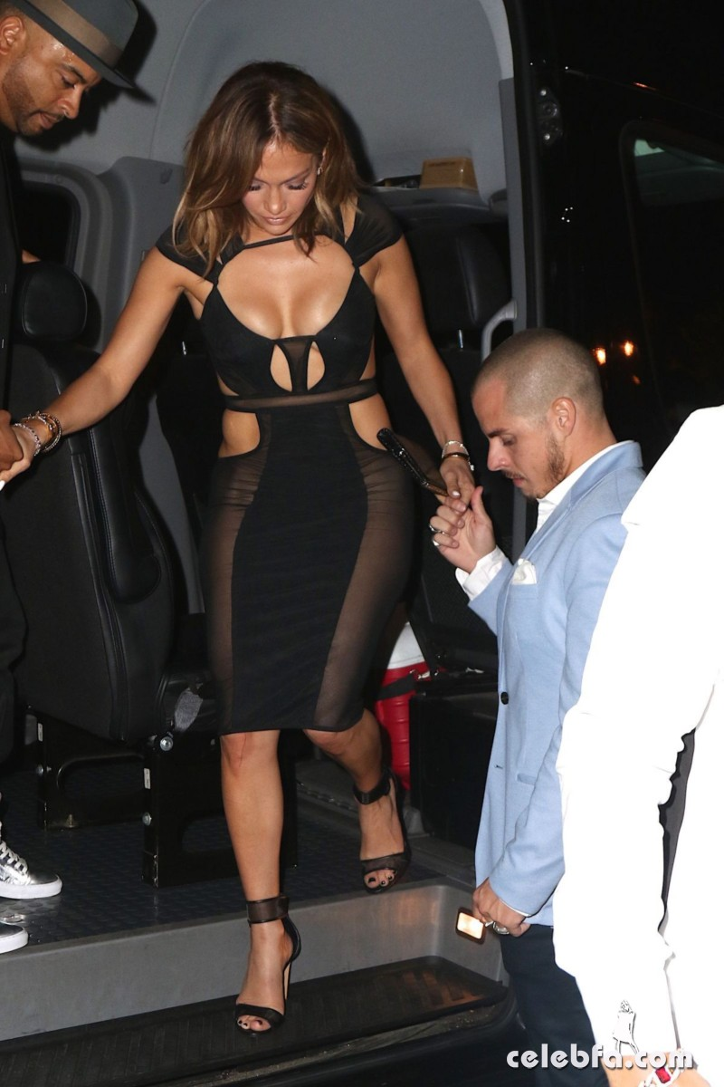 Jennifer Lopez's Birthday (14)