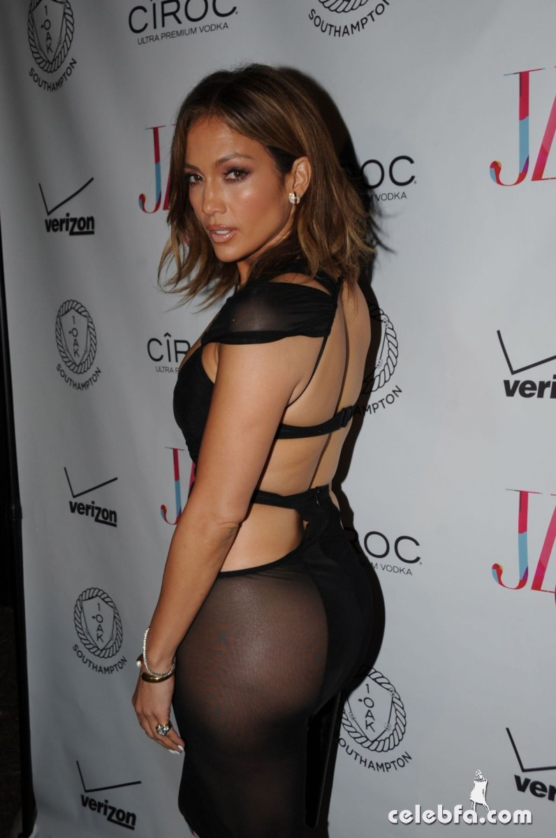 Jennifer Lopez's Birthday (6)