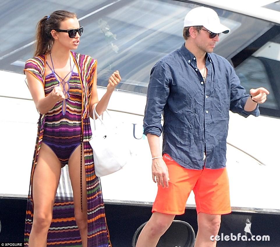 Bradley Cooper & Irina Shayk (12)