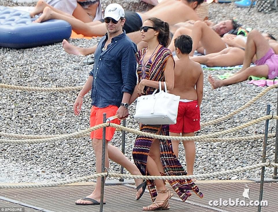 Bradley Cooper & Irina Shayk (8)