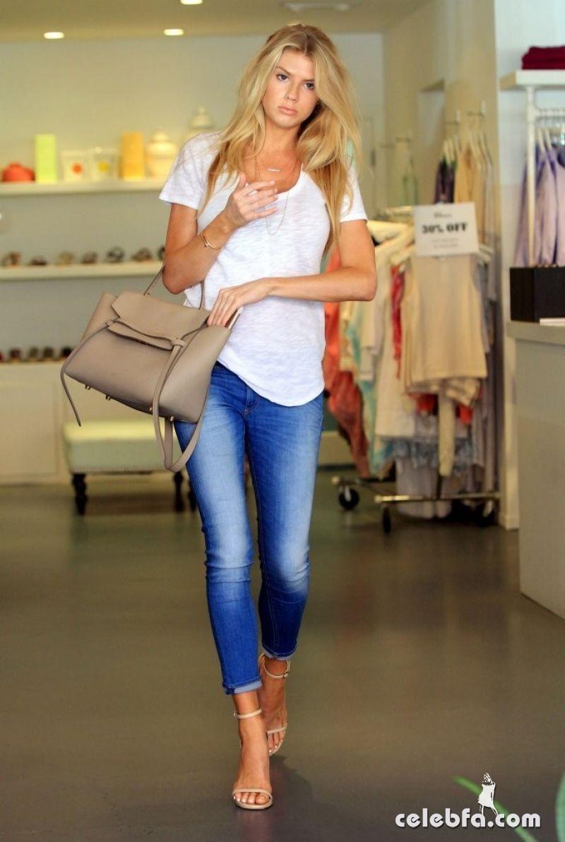 charlotte-mckinney-shopping-in-beverly-hills (2)
