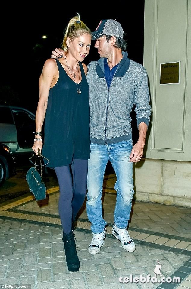 Enrique Iglesias & Anna Kournikova (5)
