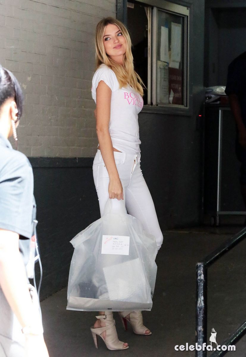 51810569 Model Martha Hunt is spotted out and about in New York City, New York on July 28, 2015. Martha is in town attending the Body By Victoria's Secret Campaign Launch event. FameFlynet, Inc - Beverly Hills, CA, USA - +1 (818) 307-4813