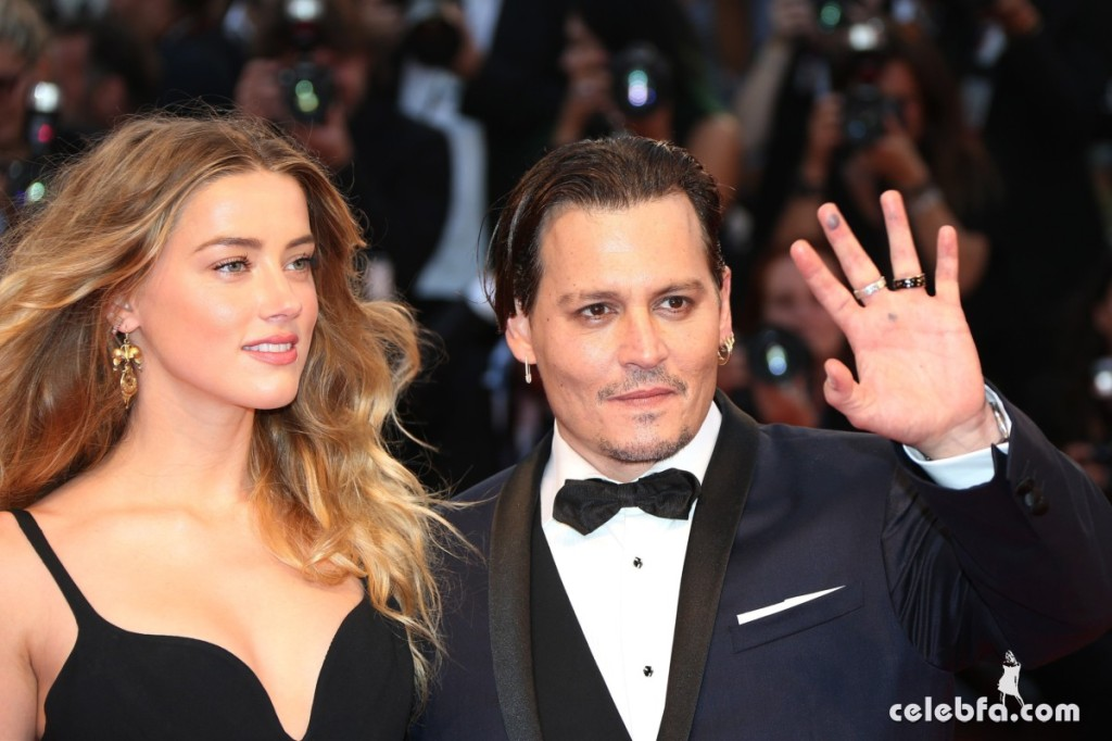 JOHNNY DEPP - AMBER HEARD - SC