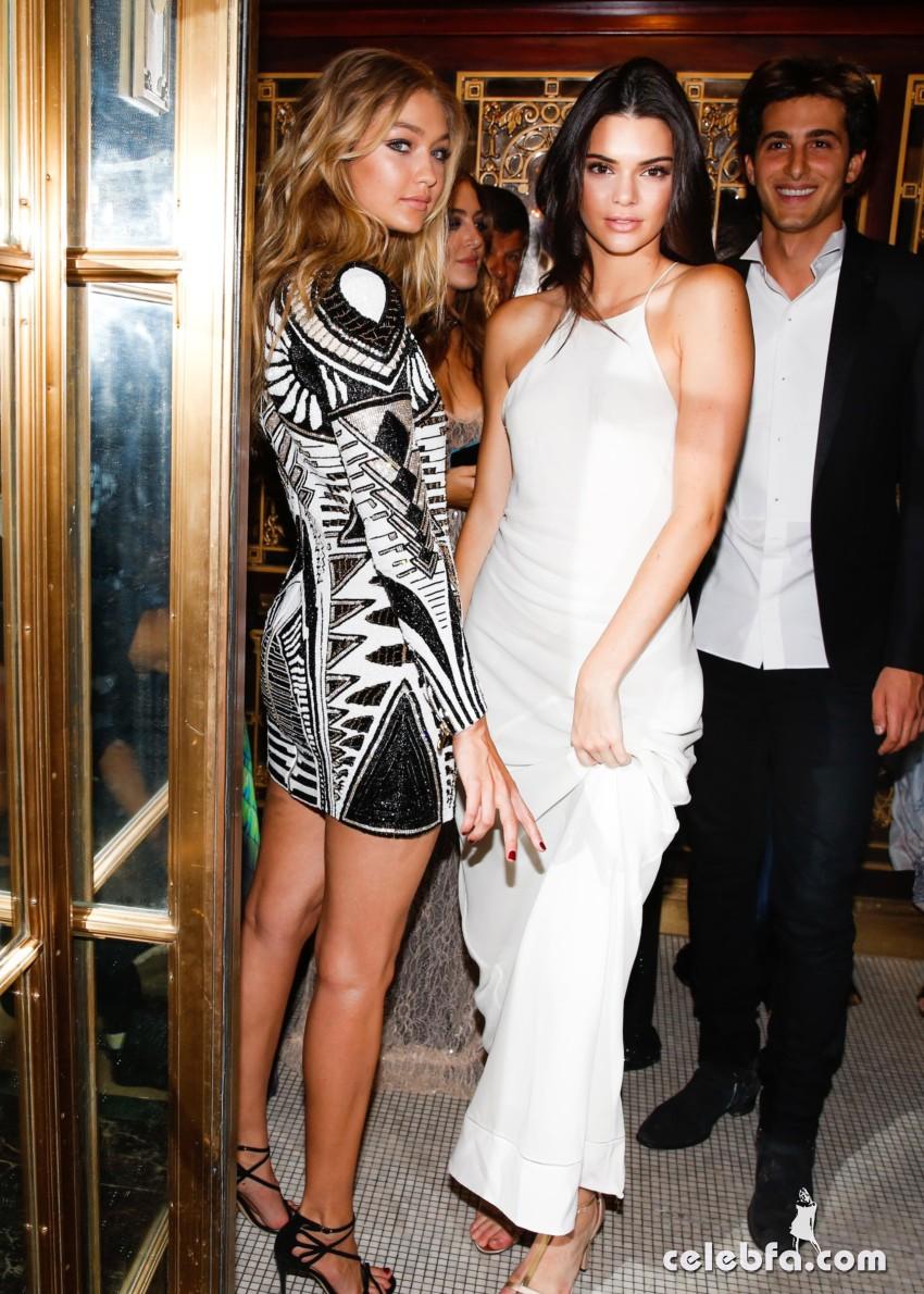 Kendall Jenner and Gigi Hadid  (2)