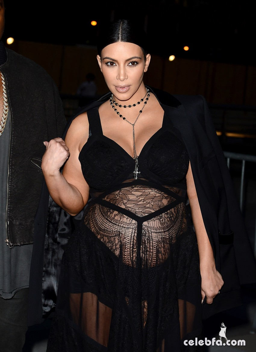 Kim Kardashian and Kanye West Arrive to the Givenchy Show on September 11, 2015, New York, New York, USA. Photo Credit All Access Photographer Group. Copyright All Access Photo Agency.   WEBSITE: www.allaccessphotoagency.com  CONTACT: editor@aapagency.com  FACEBOOK: https://www.facebook.com/allaccessphotoagency  INSTAGRAM: http://instagram.com/allaccessphotoagency