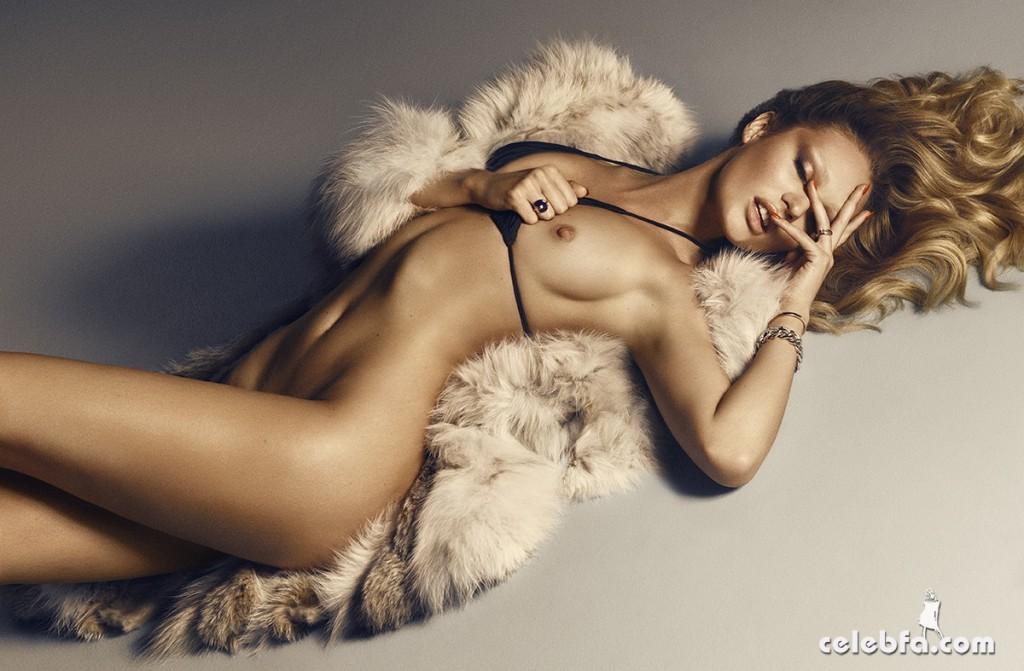 Lui September 2015 Candice Swanepoel (4)