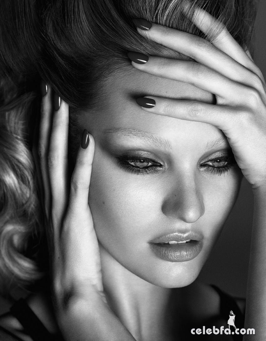 Lui September 2015 Candice Swanepoel (8)