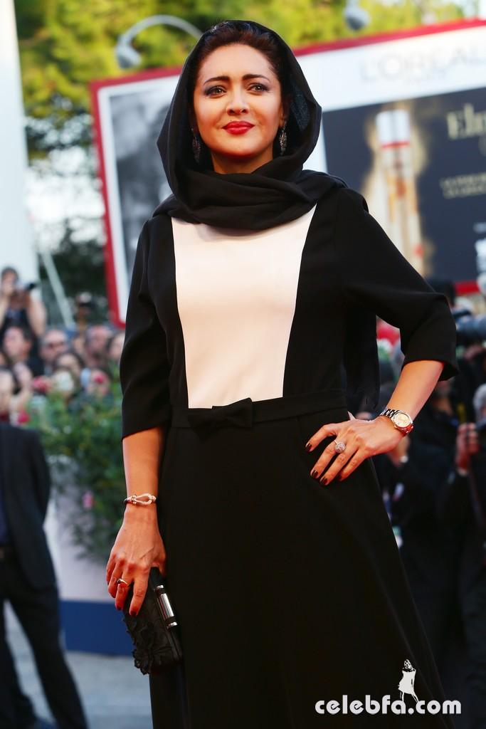 Niki Karimi - 72nd Venice Film Festival (1)