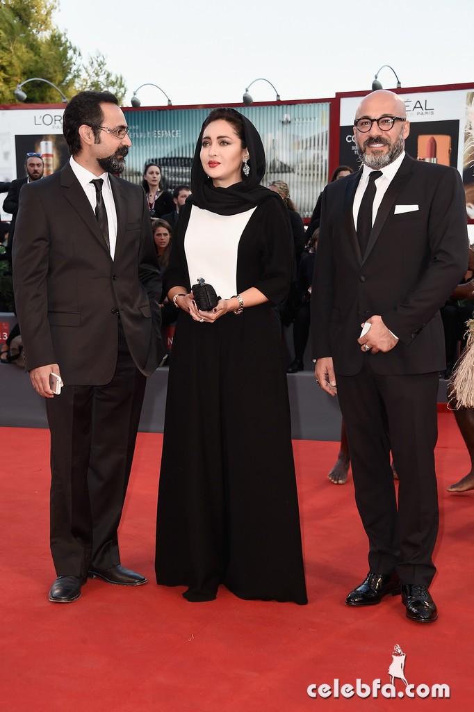 Niki Karimi - 72nd Venice Film Festival (3)