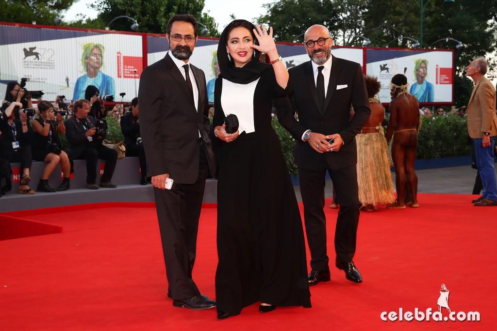 Niki Karimi - 72nd Venice Film Festival (4)
