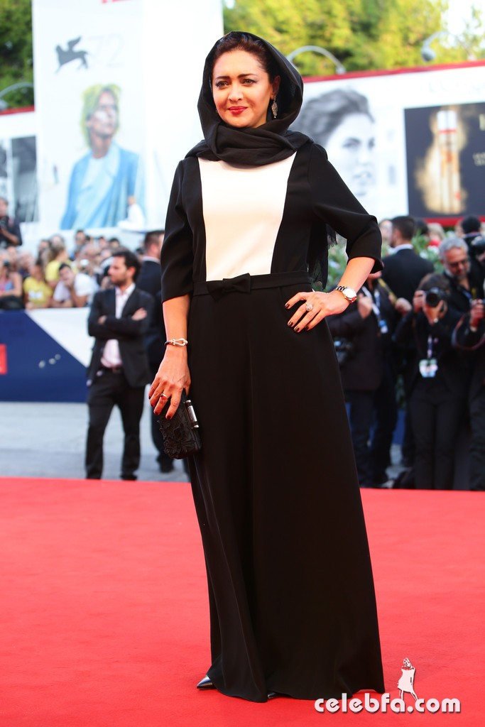 Niki Karimi - 72nd Venice Film Festival (6)
