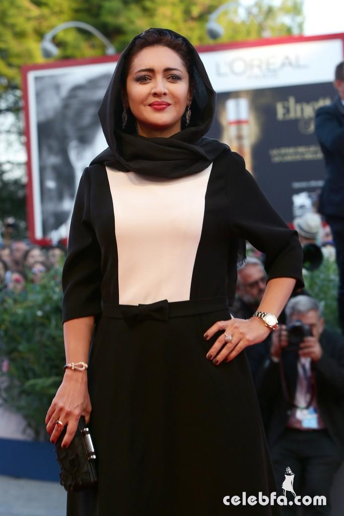 Niki Karimi - 72nd Venice Film Festival (8)