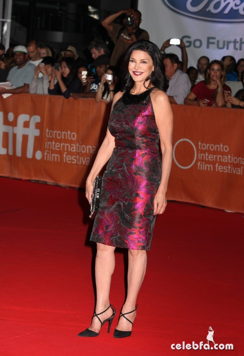 **USA, Australia, New Zealand ONLY** Toronto, Canada - Actress Shohreh Aghdashloo attends the 'Septembers of Shiraz' premiere held at Roy Thomson Hall during the 40th Toronto International Film Festival in Toronto, Ontario. AKM-GSI         September 15, 2015 **USA, Australia, New Zealand ONLY** To License These Photos, Please Contact : Steve Ginsburg (310) 505-8447 (323) 423-9397 steve@akmgsi.com sales@akmgsi.com or Maria Buda (917) 242-1505 mbuda@akmgsi.com ginsburgspalyinc@gmail.com