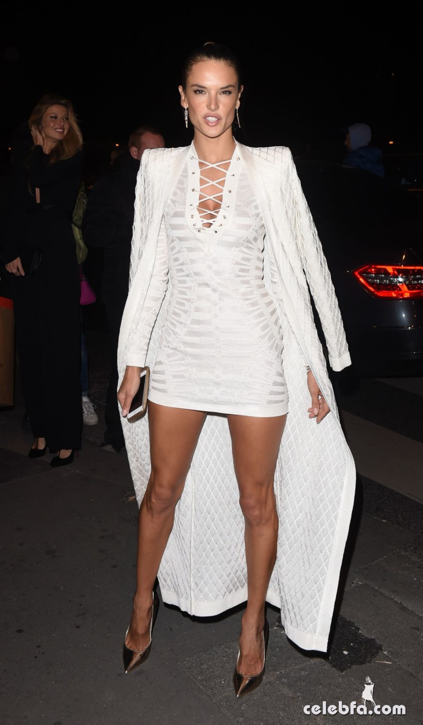 alessandra-ambrosio-at-balmain-fashion-show-after-party-in-paris (3)