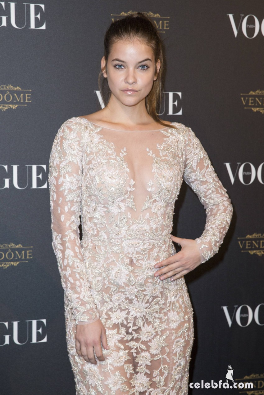 Barbara Palvin - Vogue's 95th Anniversary Party (9)