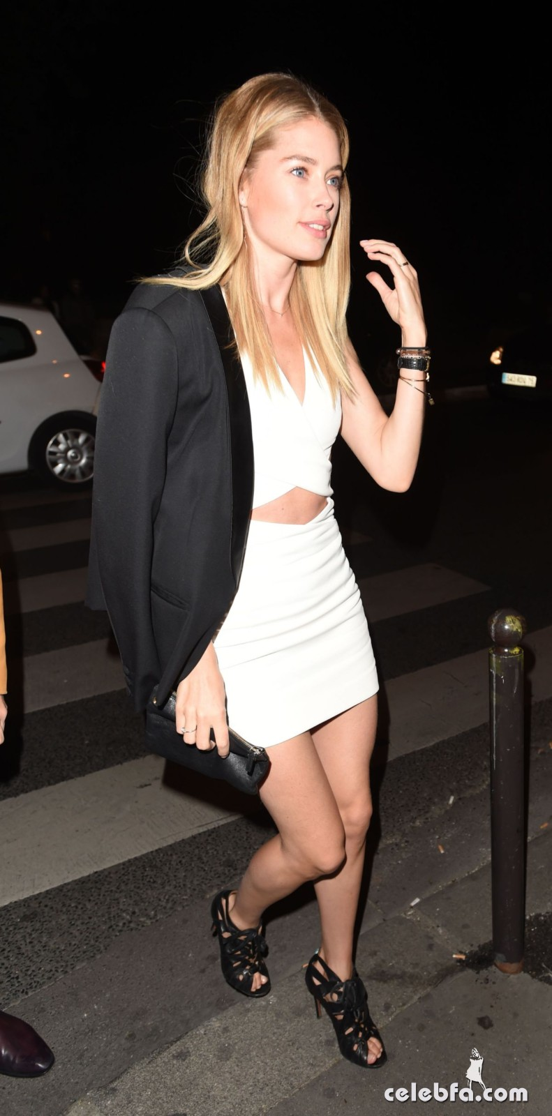 doutzen-kroes-at-balmain-fashion-show-after-party-paris  (3)
