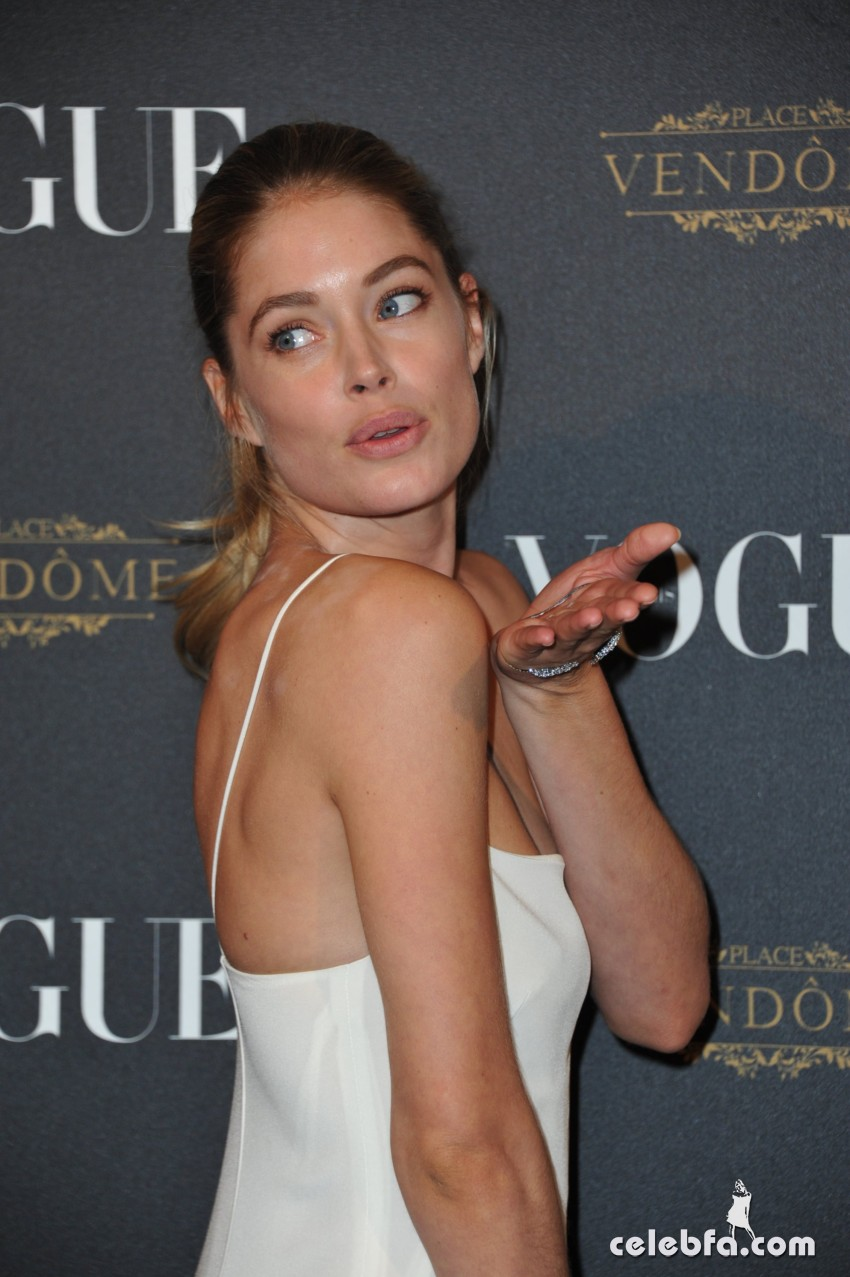 Doutzen Kroes - Vogue's 95th Anniversary Party (3)