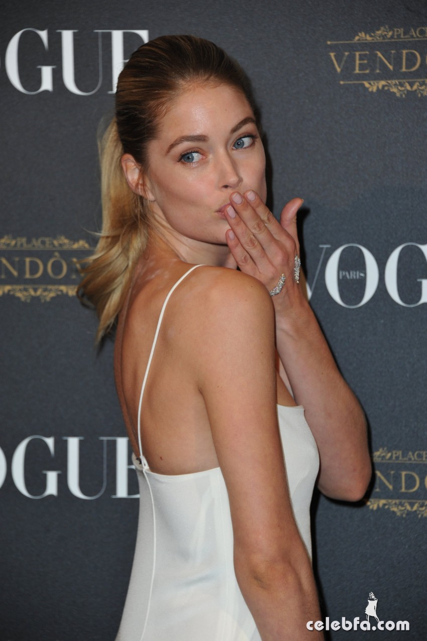 Doutzen Kroes - Vogue's 95th Anniversary Party (4)