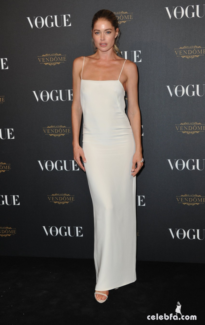 Doutzen Kroes - Vogue's 95th Anniversary Party (5)