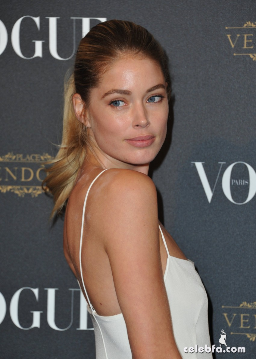 Doutzen Kroes - Vogue's 95th Anniversary Party (6)