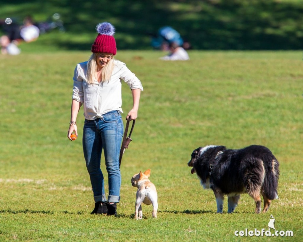 hilary-duff-playing-with-dogs-at-a-park-in-new-york (4)
