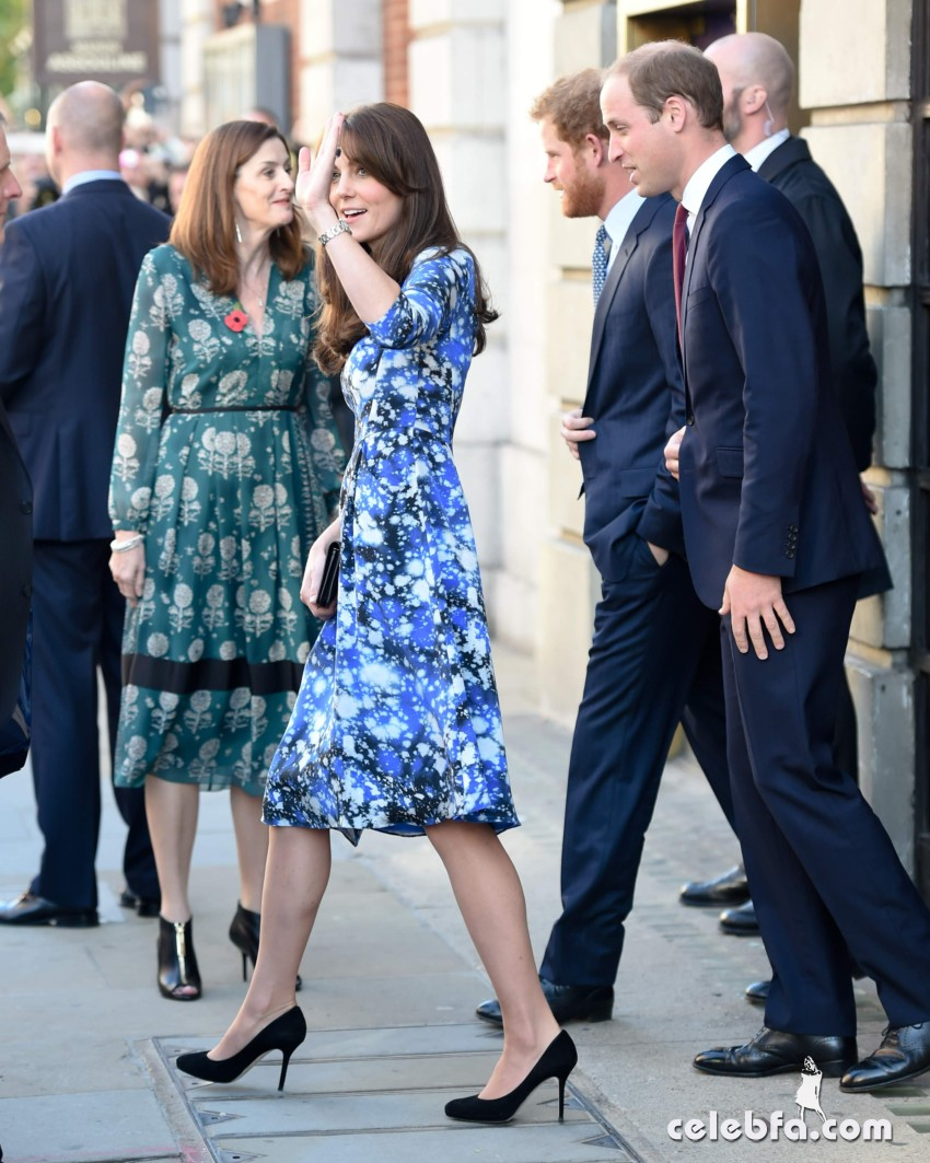 kate-middleton-baftahheadquarters-piccadilly-in-london  (15)