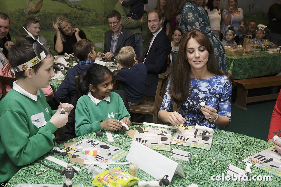 kate-middleton-baftahheadquarters-piccadilly-in-london  (3)