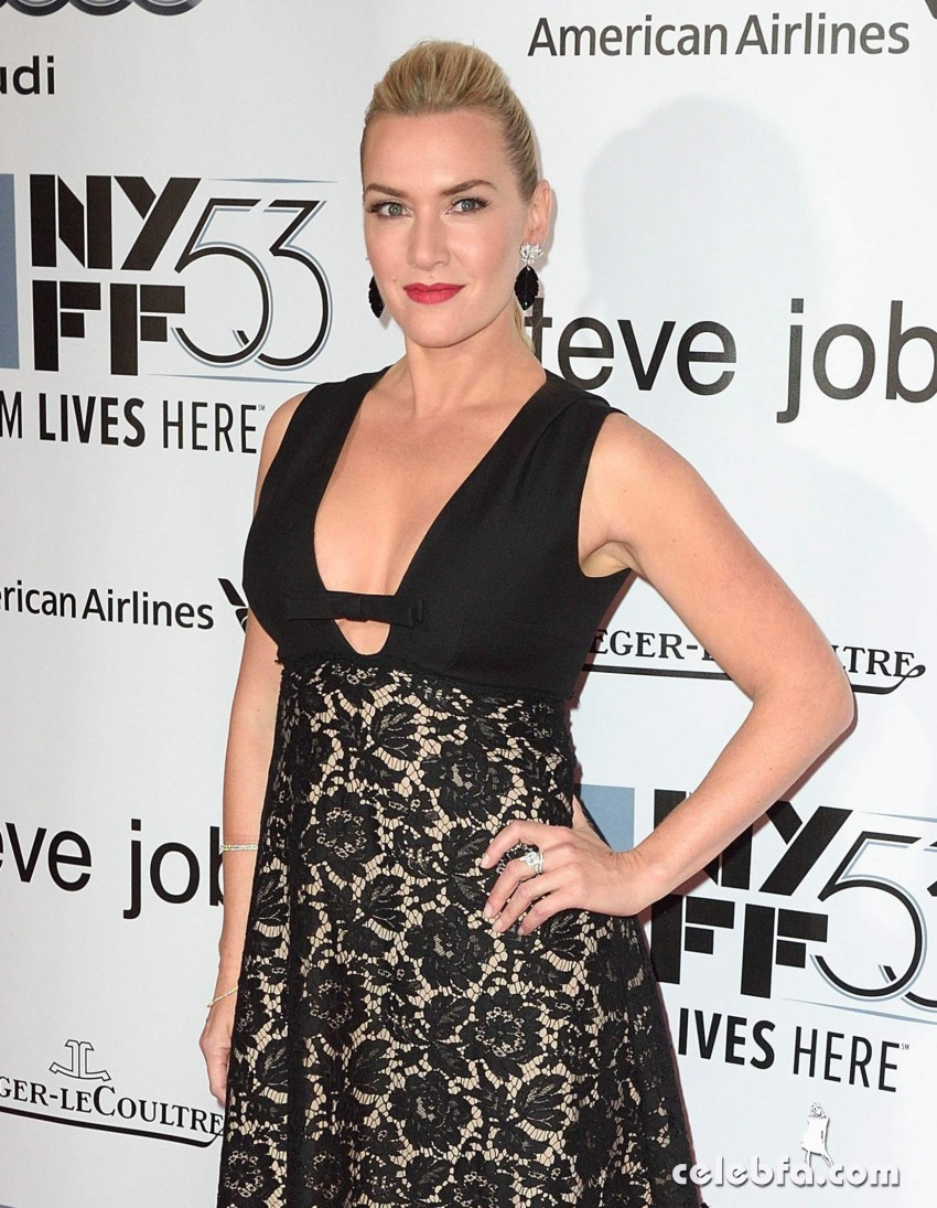 Kate Winslet NYFF Screening of Steve Jobs  (2)