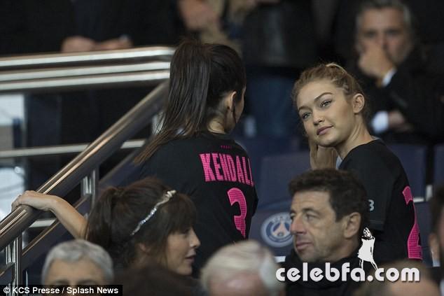 Kendall Jenner and Gigi Hadid -Rihanna (12)