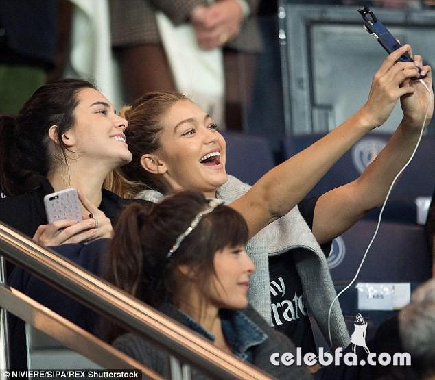 Kendall Jenner and Gigi Hadid -Rihanna (19)
