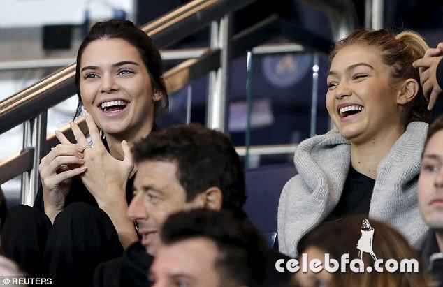 Kendall Jenner and Gigi Hadid -Rihanna (23)